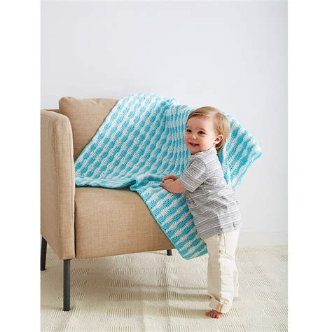 Loops & Threads® Snuggly Wuggly® Stripe It Bright Baby