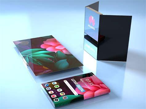 huawei patentiert neues design fuer falthandy