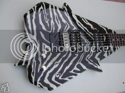 Kronodale guitar