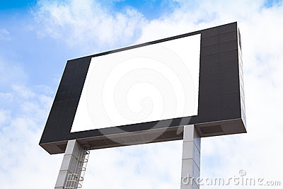 Blank Multimedia Billboard Stock Photos, Images, & Pictures - 167 ...