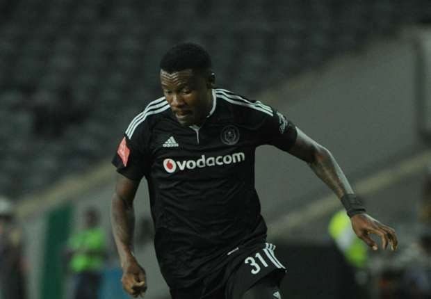 Orlando Pirates striker Gabuza arrested for alleged domestic violence