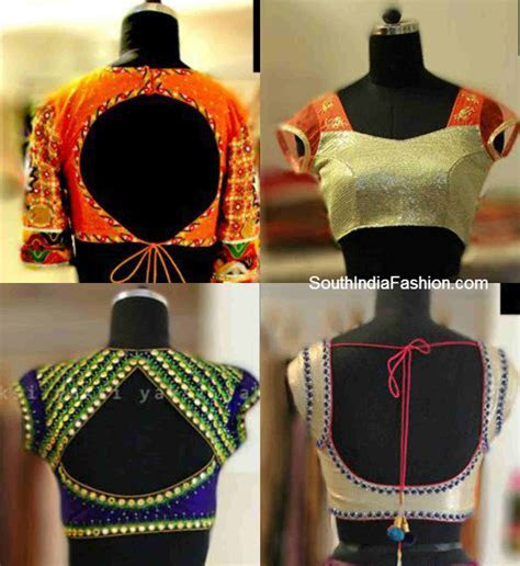 Saree Blouse Designs by Yaksi Boutique ?South India Fashion