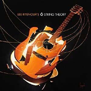 Lee Ritenour 6 String Theory cover
