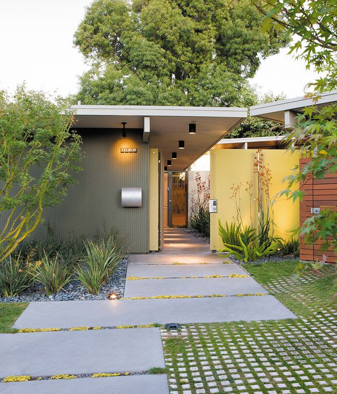 25 Mid Century Modern House Pictures