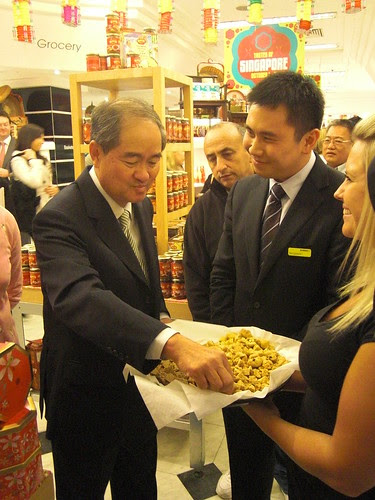 High Commissioner of Singapore