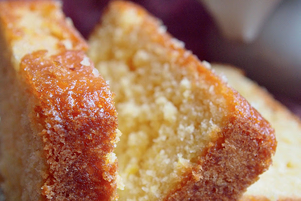 Linda's Lemon Drizzle Cake recipe