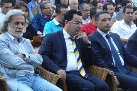 """التضامن مع محنة مصر يفتَتح الدورة 9 لمهرجَان """"ثوِيزَا"""" بطنجة"""