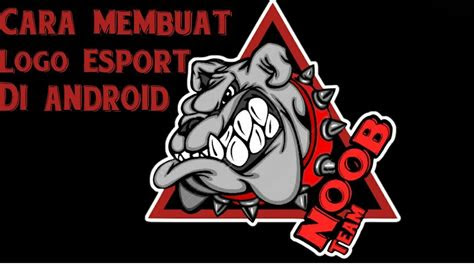 logo esport kosong unlimited clipart design