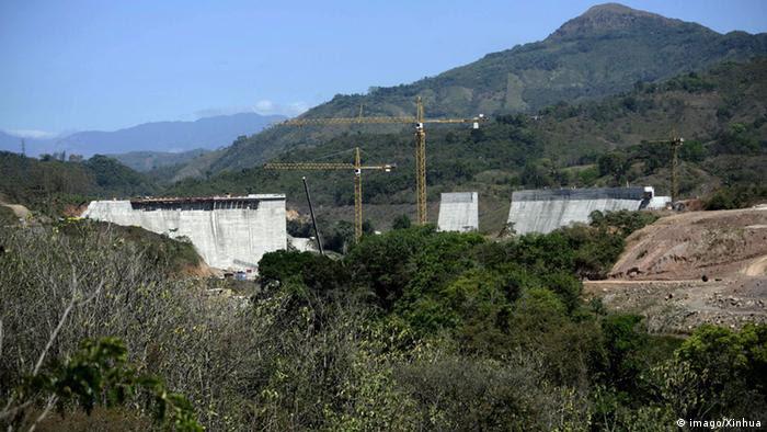 Hidroeléctrica de Barro Blanco, en Panamá