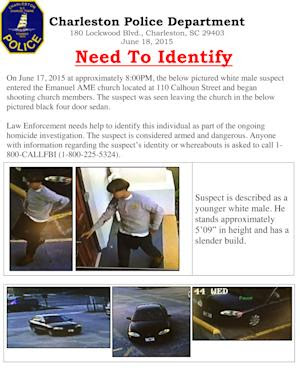 This image has been provided by the Charleston Police…