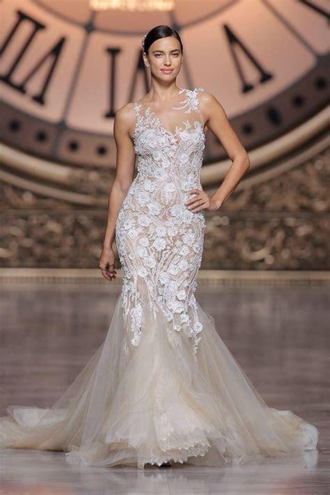 irina shayk   beautiful bride   pronovias