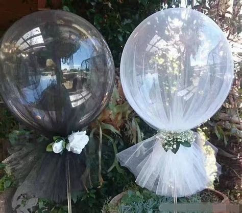 Pop Pink Tulle Make 24   36 inch Balloon Hot Air Balloons