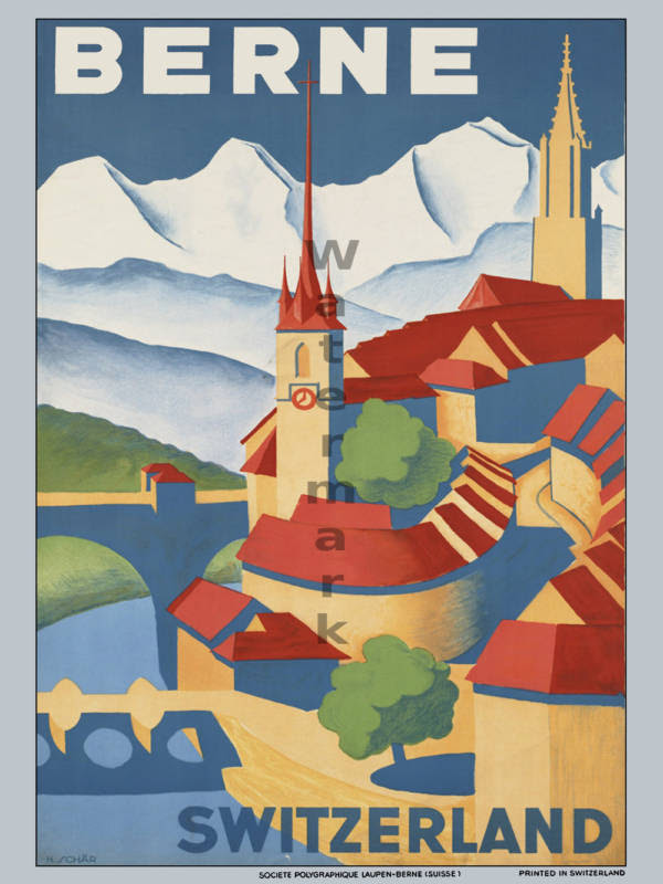 Vintage Travel Advertising Posters Around The World 2 Vintage Travel Advertising Posters Around The World
