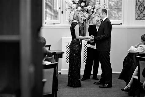 Mayfair Library wedding photographer Rebecca Portsmouth