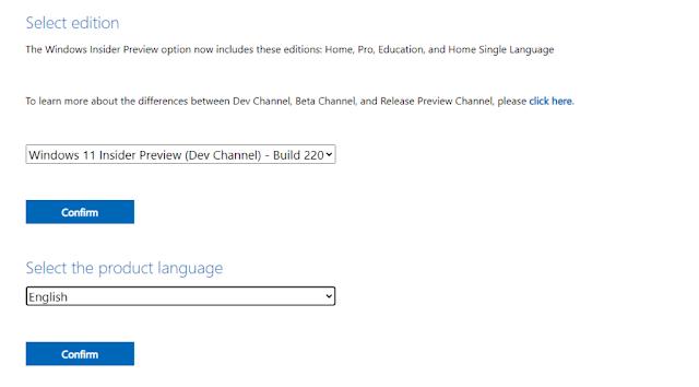 Así es como puede descargar las compilaciones de Windows 11 Insider