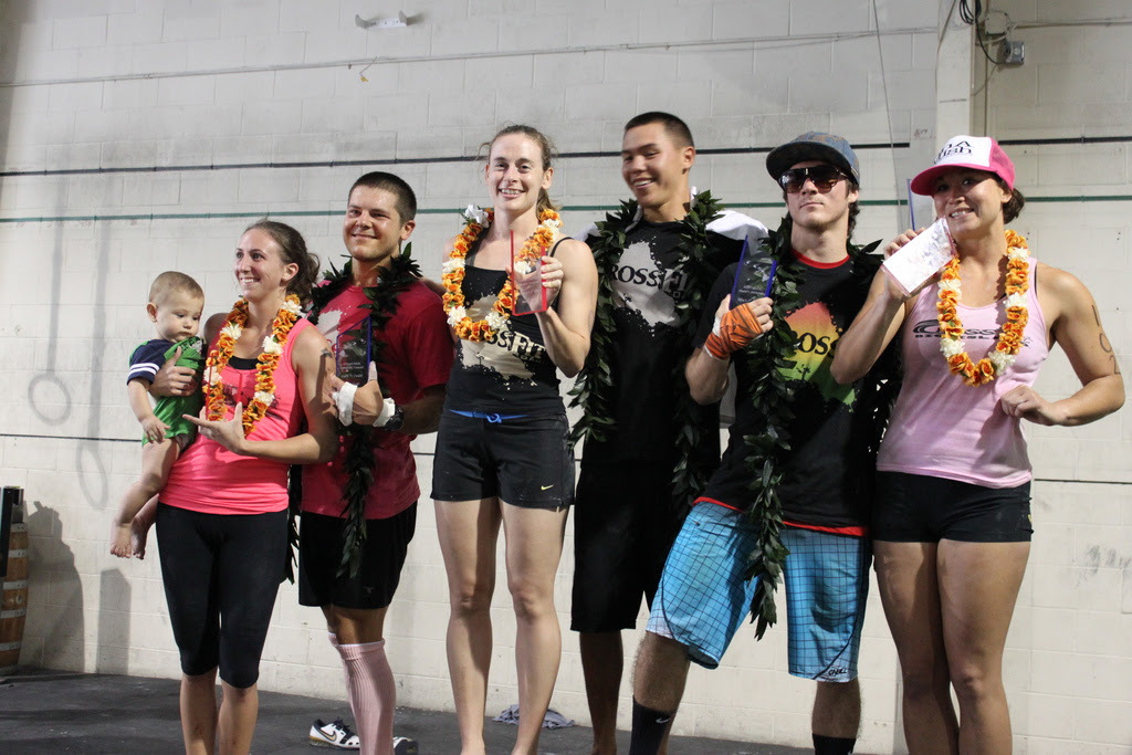 Hawaii Sectional Wrap-up : 2010 CrossFit Games
