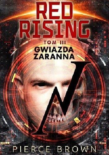 Okładka książki Red Rising: Gwiazda zaranna