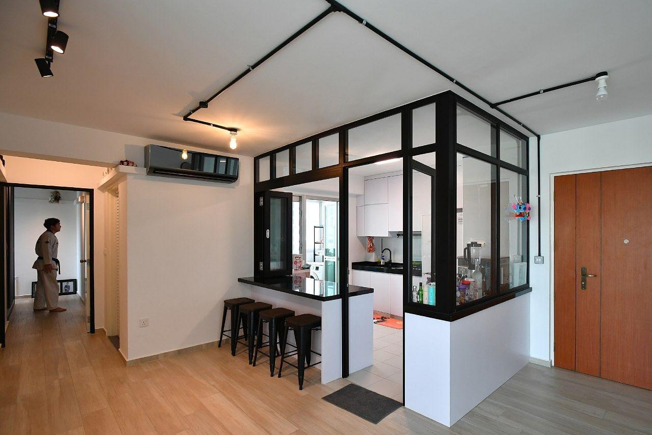 Image Result For  Room Bto Kitchen Design