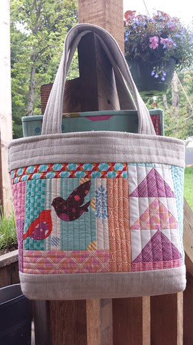 Perfect Quilted Tote