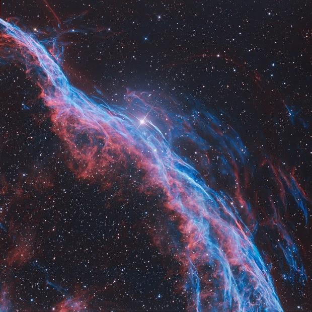 Witches Broom Nebula