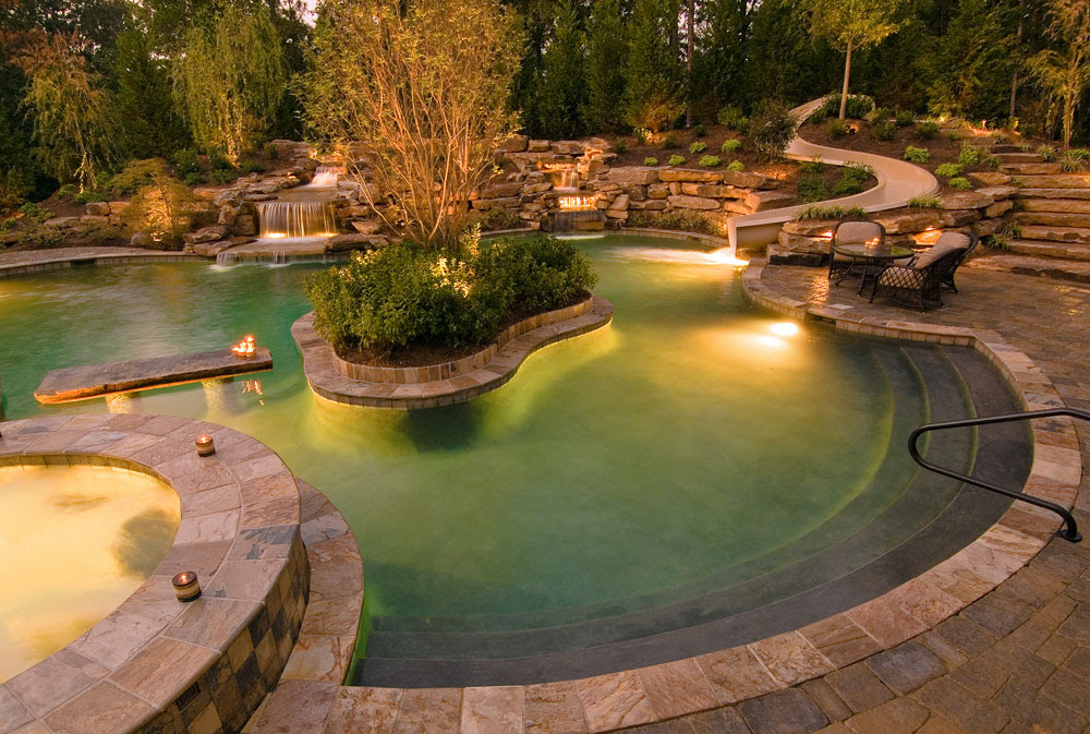 pool lighting cincinnati ohio