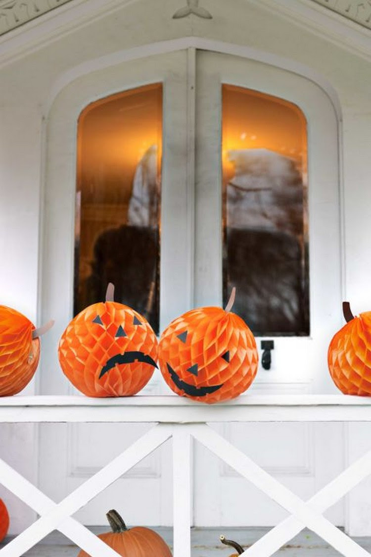 Quick And Easy Halloween Decoration Ideas Recycled Things