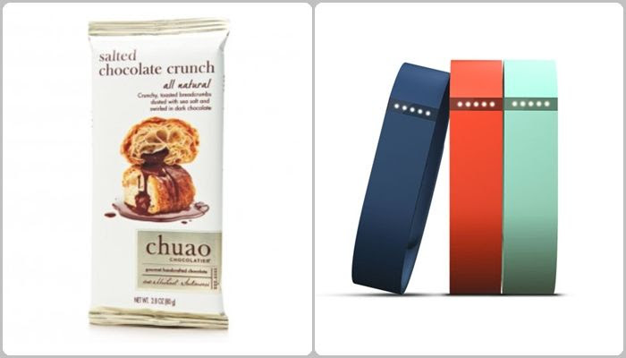chocolate bar and fitbit flex giveaway