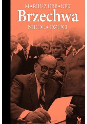 Okładka książki Brzechwa nie dla dzieci