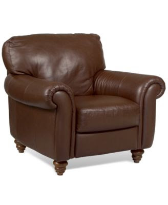 Umbria Living Room Furniture Sets & Pieces, Leather - furniture ...