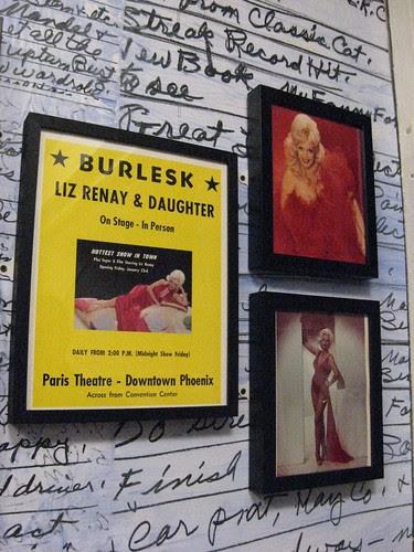 Liz Renay Exhibition at Deitch