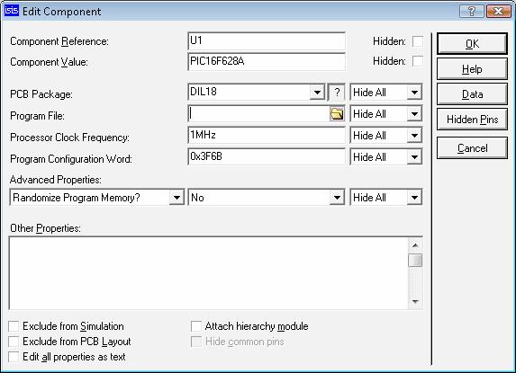 dự án lưu hồ sơ mô phỏng