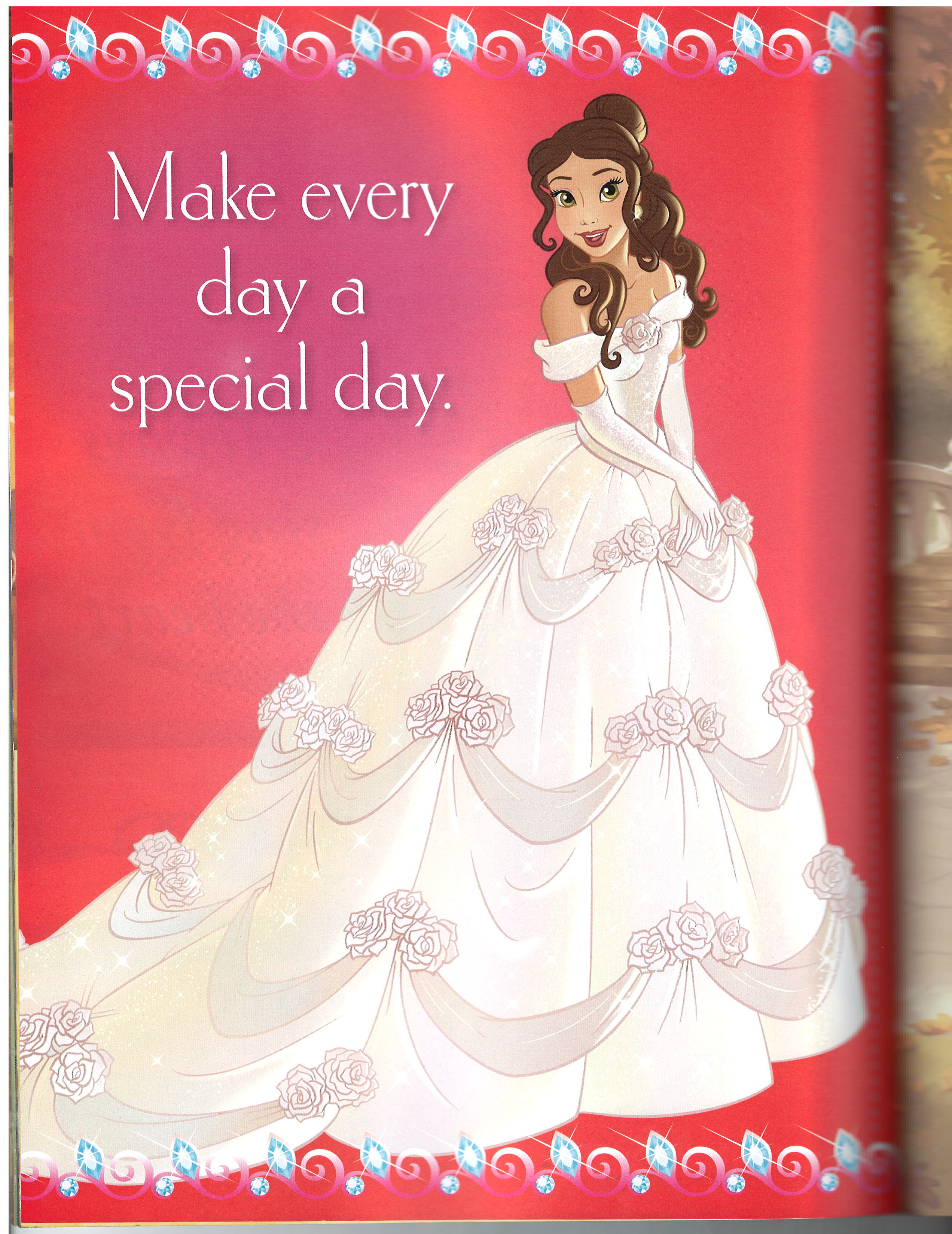 Fairy Tale Momments Poster Book - Disney Princess Photo ...