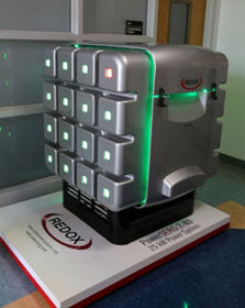 Fuel Cells: The Cube