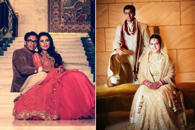 Must-Have Couple Poses For An Indian Wedding Album ...