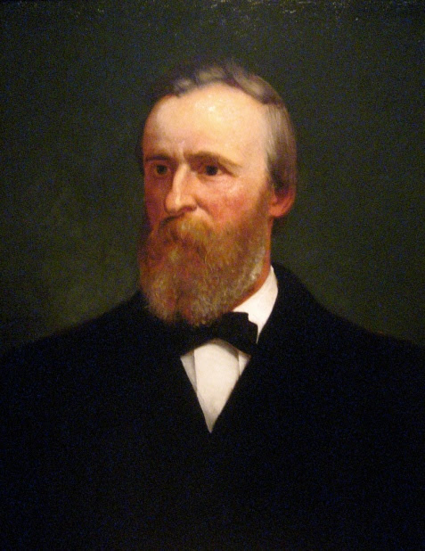 Rutherford B. Hayes (Eliphalet Andrews)