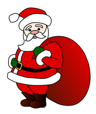Santa Claus Animated Images Gifs Pictures Animations 100