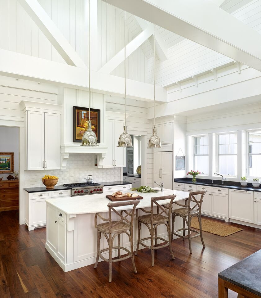 Neat and clean: kitchen design - Completehome
