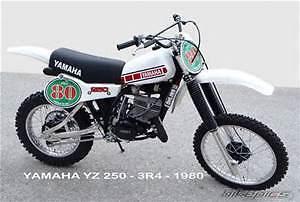 Yamaha Yz250 1980 Vintage Bike 5500 For Sale