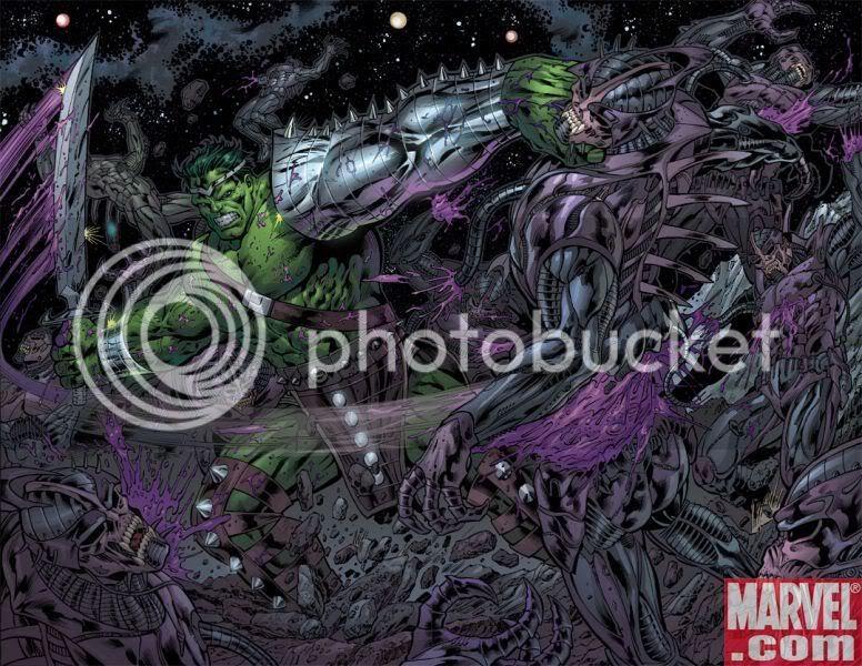 Hulk Prologo