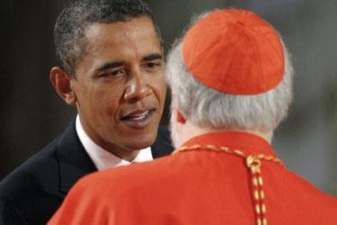 obama and catholics1 Catholics to vote 3 to 1 against Obama
