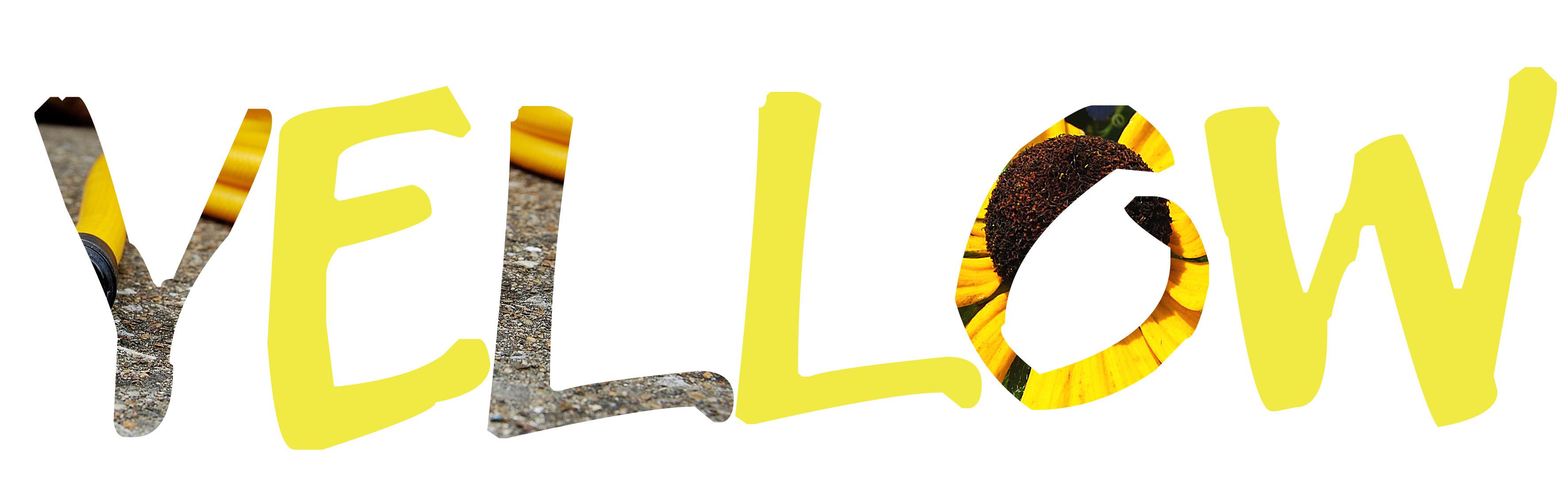Crazy Days of Summer Week 4: Yellow