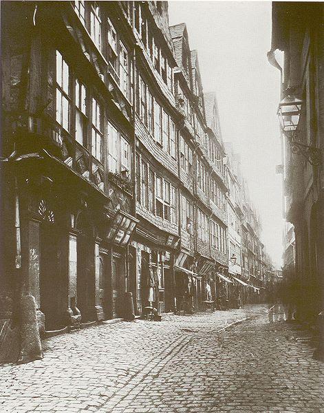 Алея на евреите през 1868 г.