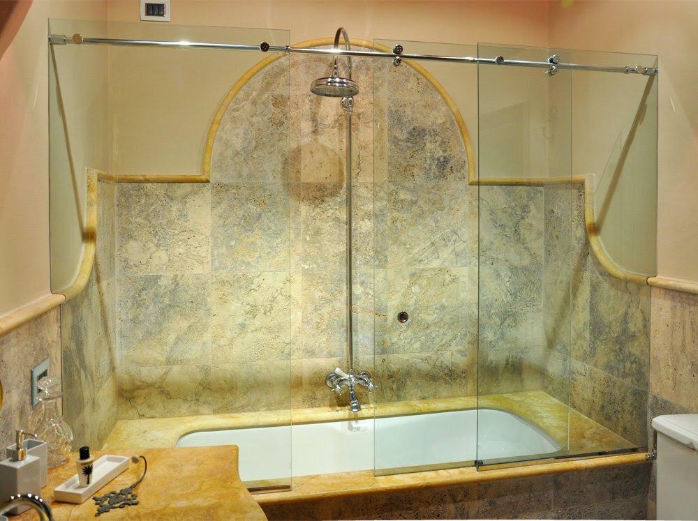 Ante scorrevoli per vasca da bagno – Termosifoni in ghisa ...