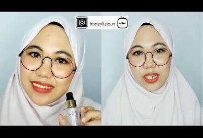 Make-Up Glowing dengan Giordani Gold Primer