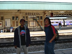 Bristol Train Station, Bristol, England