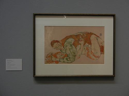 DSCN1017 _ Liebssatt, 1915, Egon Schiele, Wien 1900, Leopold Museum