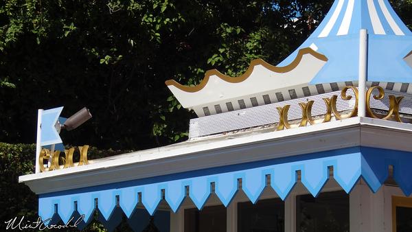 Disneyland Resort, Disneyland, Kodak, Ticket, Booth