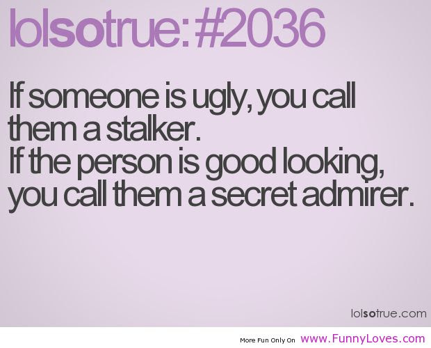 Quotes About Secret Admirers
