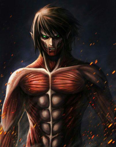 Eren Titan Form Wiki Attack On Titan Amino