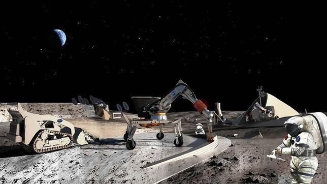 La explotación minera de la Luna, a un paso